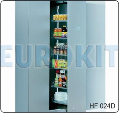 Tủ kho 6 tầng cánh mở  - Mã SP :  HF 024D