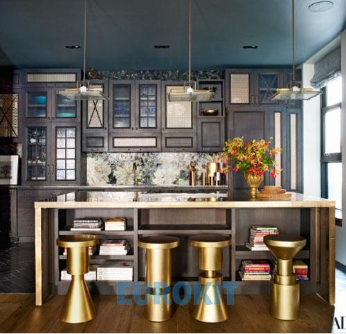 phòng bếp của người nổi tiếng 2